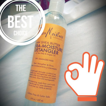 Photo of SheaMoisture Raw Shea Butter Extra-Moisture Detangler uploaded by Ulyssa F.
