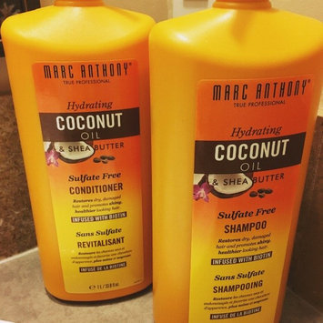 Marc Anthony True Professional Hydrating Coconut Oil & Shea Butter Conditioner, 8.4 fl oz uploaded by Katya S.