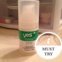 Yes to Cucumbers Soothing Eye Gel uploaded by Anna D.