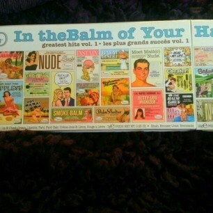 the Balm - In the Balm of Your Hand Greatest Hits Vol 1 Holiday Face Palette uploaded by Jackie V.