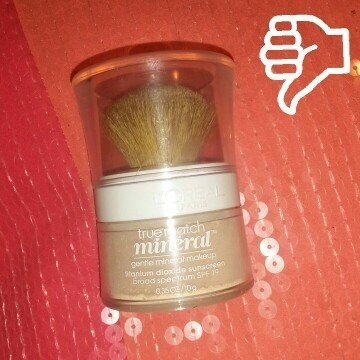 L'Oréal Paris True Match™ Mineral Foundation uploaded by Erica R.