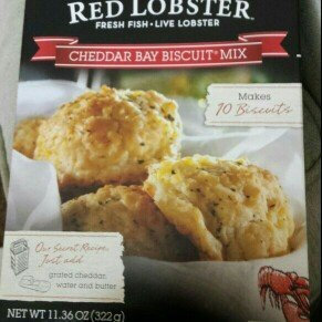 Photo of Red Lobster Cheddar Bay Biscuit Mix 11.36 oz uploaded by Kristy M.