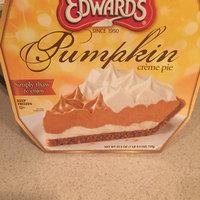 Edwards® Pumpkin Creme Pie 25.9 oz. Box uploaded by Jessica M.