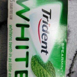 Trident Spearmint Sugar Free Gum uploaded by Angela F.