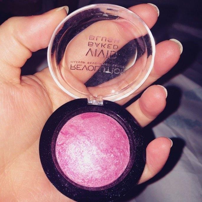 Makeup Revolution Baked Blusher uploaded by Elisabeth C.