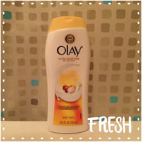 Olay Ultra Moisture Moisturizing Body Wash with Shea Butter 23.6 Oz uploaded by Cassie A.