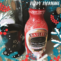 Baileys® Non-Alcoholic White Chocolate Peppermint Bark Coffee Creamer 32 fl. oz. Bottle uploaded by Laura C.