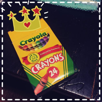 Crayola 24ct Crayons uploaded by Denise B.