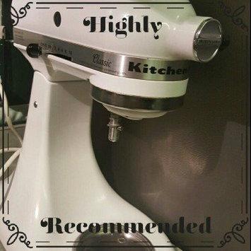 Photo of KitchenAid Classic 4.5 Qt Stand Mixer- White K45SS uploaded by Sara M.