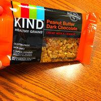 KIND healthy grains® bars peanut butter dark chocolate uploaded by Kady E.
