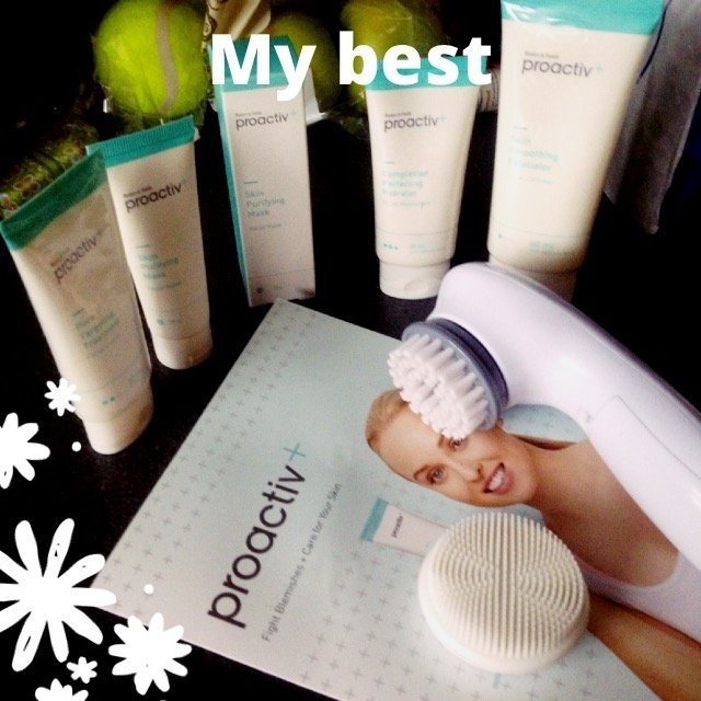 Proactiv+ Deep Cleansing Brush uploaded by Breanna F.