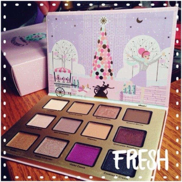 Too Faced Merry Macarons Holiday Set uploaded by Reilly S.