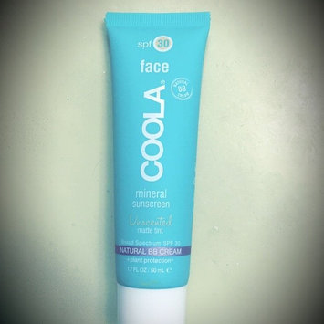 Photo of COOLA Mineral Face SPF 30 Unscented Matte Tint Moisturizer uploaded by Bint A.