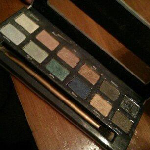 Photo of ULTA Prismatic Eyeshadow Palette uploaded by Destani S.
