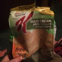 Special K® Kellogg Sour Cream & Onion Cracker Chips uploaded by Carrie l.
