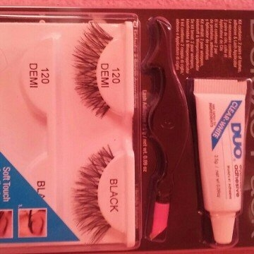 Ardell Deluxe Twin Pack Lashes uploaded by Candice