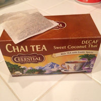 Celestial Seasonings® CHAI Tea DECAF Sweet Coconut Thai uploaded by Jen F.