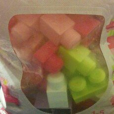 Photo of Mega Bloks First Builders Big Building Bag Pink - 80 pieces uploaded by jessy a.