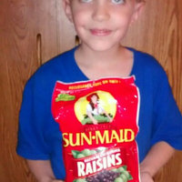 Sun-Maid Natural California Raisins Mini-Snacks uploaded by Brandy W.
