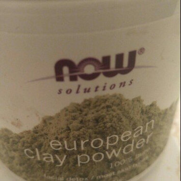 Photo of NOW Foods Solutions European Clay Powder - 6 oz uploaded by Victoria M.