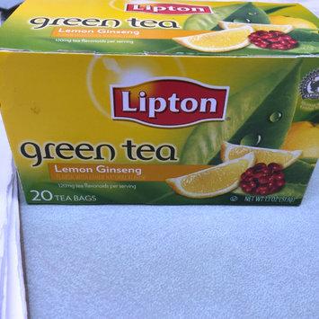 Photo of Lipton Lemon Ginseng Green Tea uploaded by Shawn C.