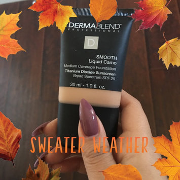 Dermablend Smooth Liquid Camo Foundation uploaded by Samantha G.