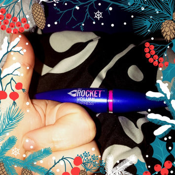 Photo of Maybelline Volum' Express® The Rocket® Waterproof Mascara uploaded by Bobbi L.