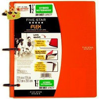Mead Five Star Flex Hybrid Notebinder uploaded by Lauren Y.