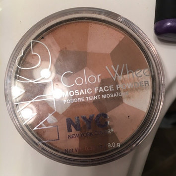 NYC Color Wheel Mosaic Face Powder uploaded by Angela H.