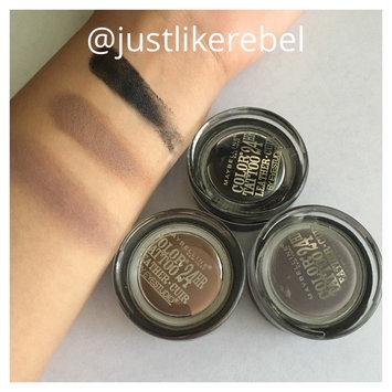 Maybelline Eyestudio® ColorTattoo® Leather 24 Hour Cream Gel Eye Shadow uploaded by Jesi Love T.