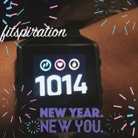 Fitbit - Blaze Smart Fitness Watch (large) - Black uploaded by Rosie H.