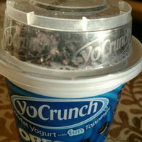 YoCrunch Cookies n' Cream Lowfat Yogurt with Oreo Cookie Pieces uploaded by Irina W.