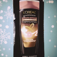 L'Oréal® Paris Advanced Haircare Smooth Intense Ultimate Straight Shampoo Family Size 25.4 fl oz. Bottle uploaded by Katie S.