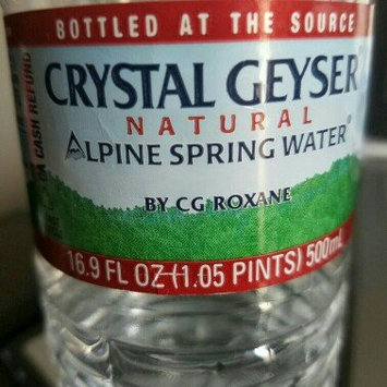 Photo of Crystal Geyser® Alpine 1 L Natural Spring Water 12 Ct Plastic Bottles uploaded by Kishone C.