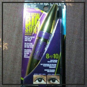 Maybelline Volum' Express® The Colossal Big Shot™ Waterproof Mascara uploaded by Afshin A.