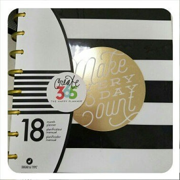Photo of Create 365 18-Month Planner 7.75X9.75-Make Everyday Count uploaded by Xiomara R.