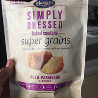 Marzetti® Simply Dressed™ Aged Parmesan Super Grains Baked Croutons 4 oz. Pouch uploaded by Mojo J.