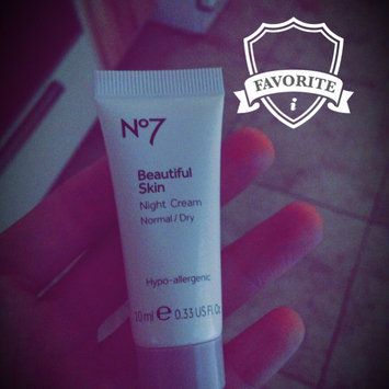 Photo of Boots No7  Beautiful Skin Night Cream Normal/Dry uploaded by Johanna C.
