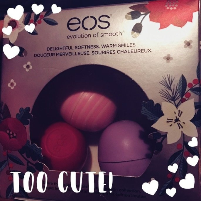 eos 2016 Limited Edition Lip Balm, 3 count uploaded by Jessy v.