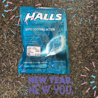 Halls® Ice Peppermint Cough Suppressant/Oral Anesthetic Menthol Drops 30 ct Bag uploaded by Yisel C.