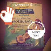 Palmer's Coconut Oil Formula Deep Conditioning Protein Pack uploaded by Christina D.