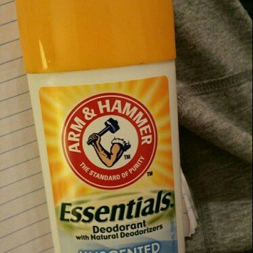 Photo of ARM & HAMMER™ Essentials™ Solid Deodorant Unscented uploaded by Amanda C.