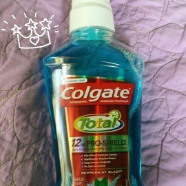 Colgate Total® Advanced Pro-Shield Mouthwash uploaded by Alicia W.