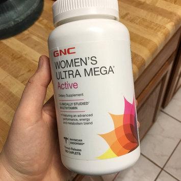 GNC Women's Ultra Mega Active Multivitamin uploaded by Jennifer P.