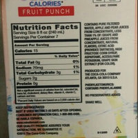 Minute Maid® Just 15 Calories Fruit Punch uploaded by Candace H.