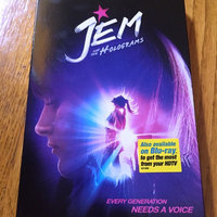 Jem and the Holograms DVD uploaded by Janine T.