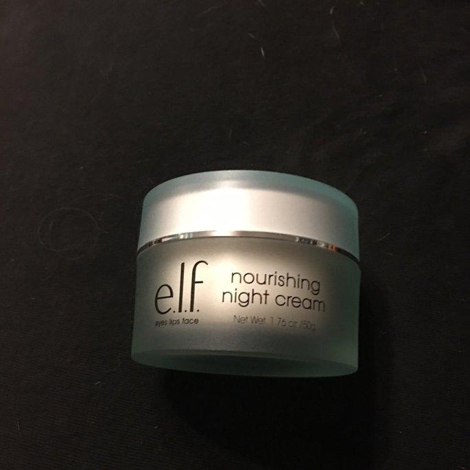 E.L.F. Skincare Nourishing Night Cream 1.76 oz uploaded by Briea G.