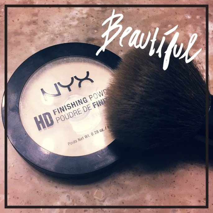 NYX HD Finishing Powder Banana uploaded by Valerie L.
