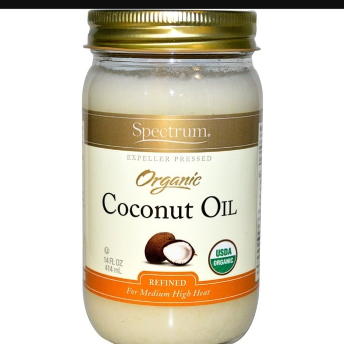 Spectrum Coconut Oil Organic uploaded by Christina E.