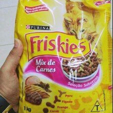 Photo of Purina Friskies Party Mix Beachside Crunch Cat Treats uploaded by Amanda B.